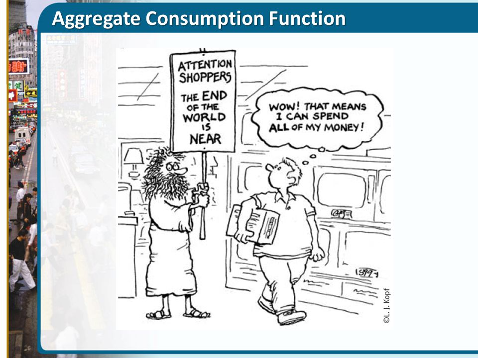 how to find aggreate consumption