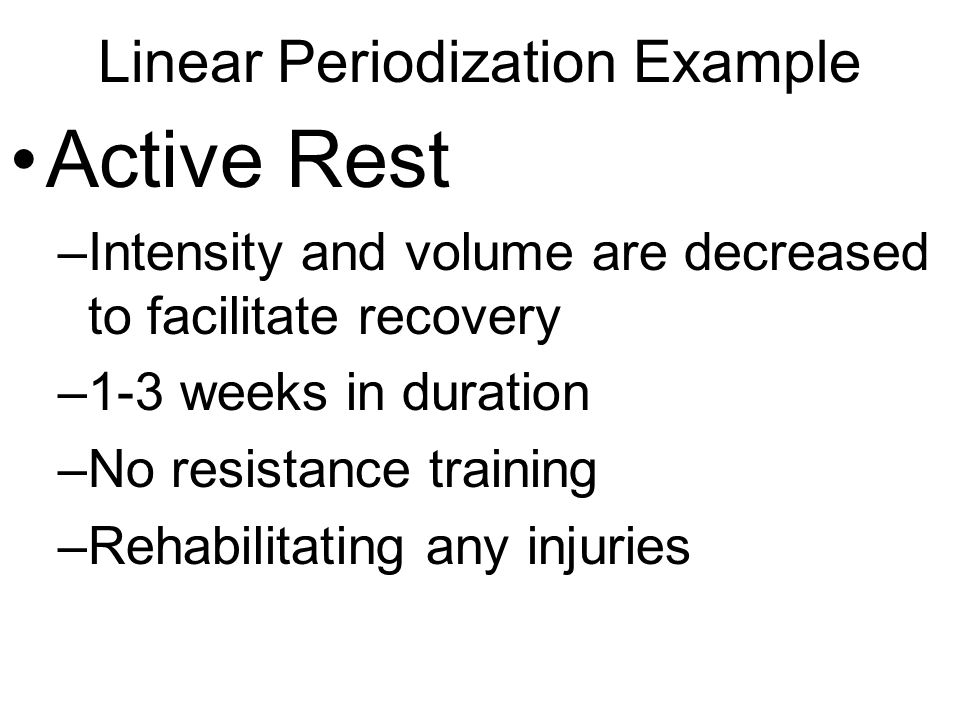 undulating periodization template - periodization ppt video online download