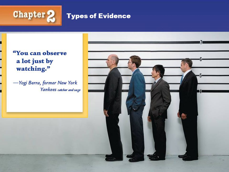 categories and types of evidence and 12 types of physical evidence by: kailey vanstee #1 blood semen or saliva evidence these substances can be dried or liquid and both animal and human.