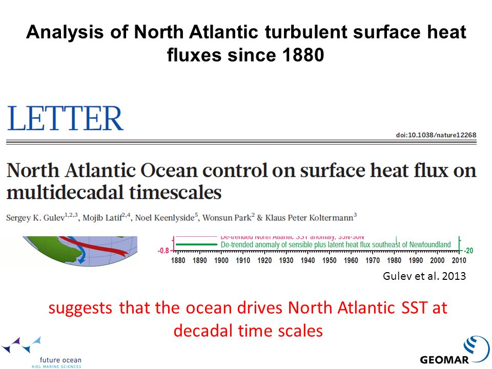 Analysis of North Atlantic turbulent surface heat fluxes since 1880