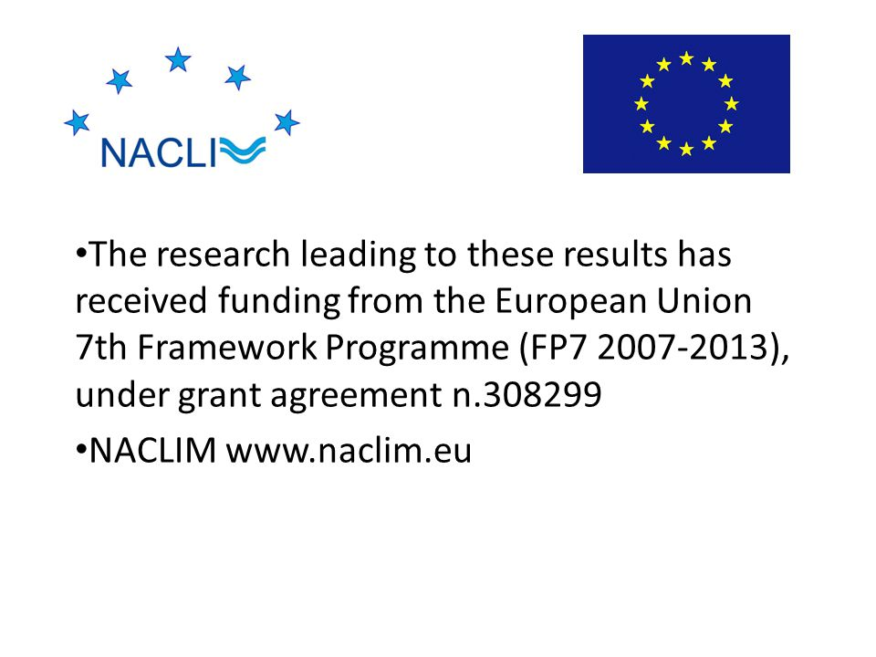 The research leading to these results has received funding from the European Union 7th Framework Programme (FP ), under grant agreement n