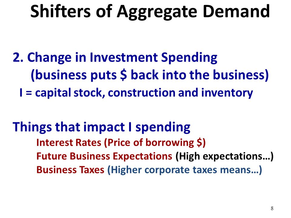 aggregate demand and aggregate supply notes pdf