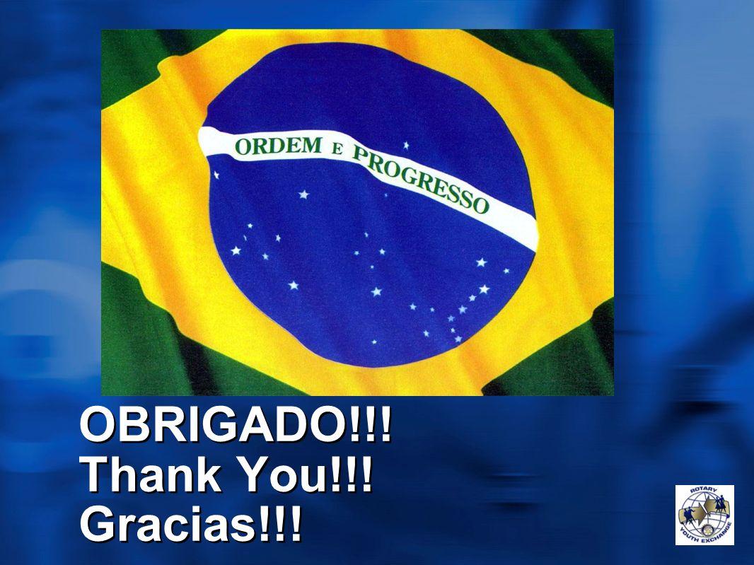 OBRIGADO!!! Thank You!!! Gracias!!!
