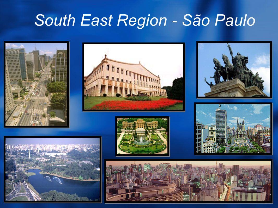 South East Region - São Paulo