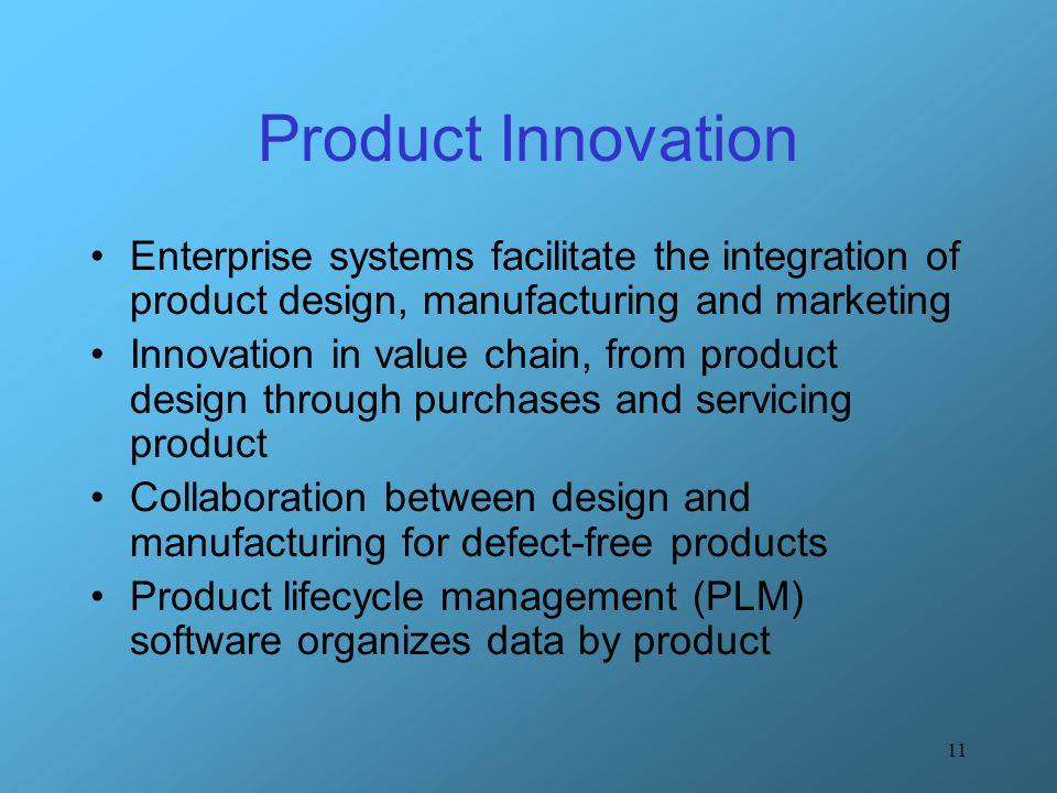 Integrated production processes ipp ppt download for Innovation in product and industrial design