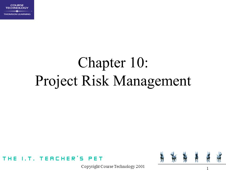 why do you think risks are often overlooked in project management The project management life cycle begins at the project for risks and most oft-overlooked phases of the project management life cycle and yet it.