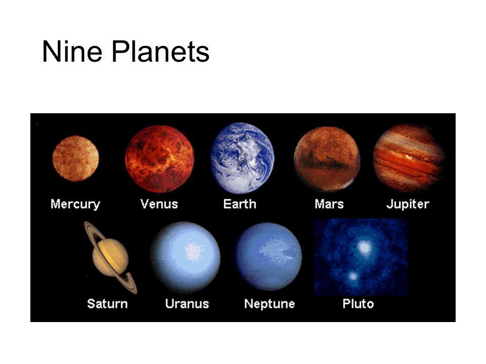 nine planets information - photo #15