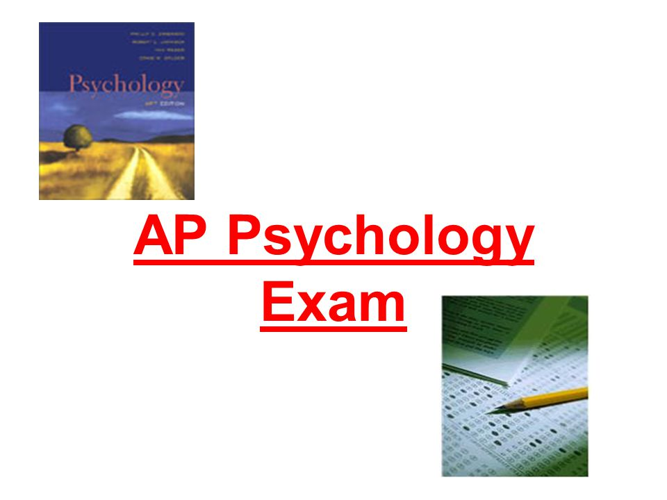 ap psychology test essay Princeton review: cracking the ap psychology exam test-taking tips, and an analysis of the test's essay question with a sample essay.