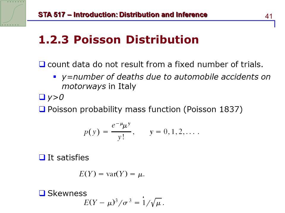 poisson probability distribution solved examples pdf