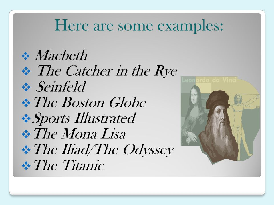 Odyssey essay titles