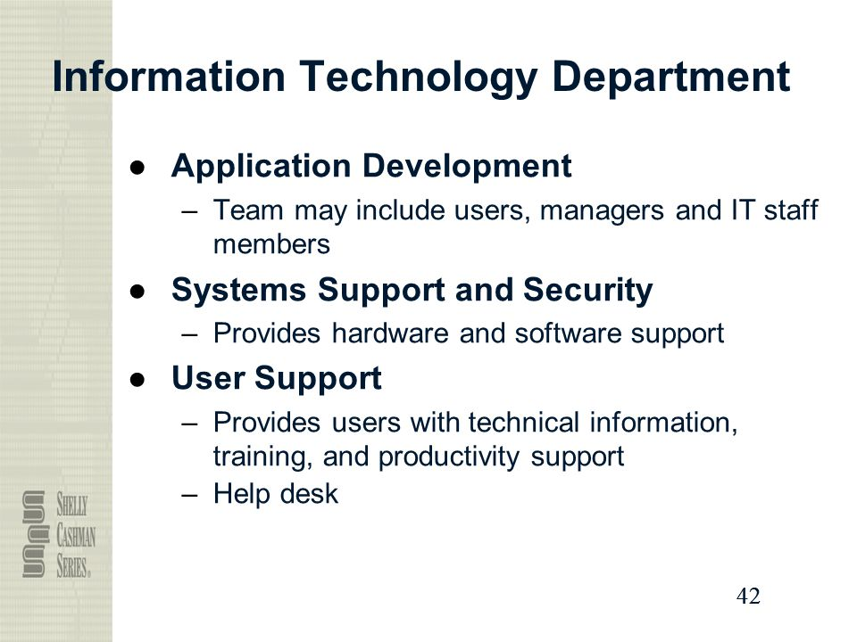 help desk in technical support information technology essay Help desk staff answer communication received via telephone, it tickets, and   administrative technology support and services to the hampshire community.
