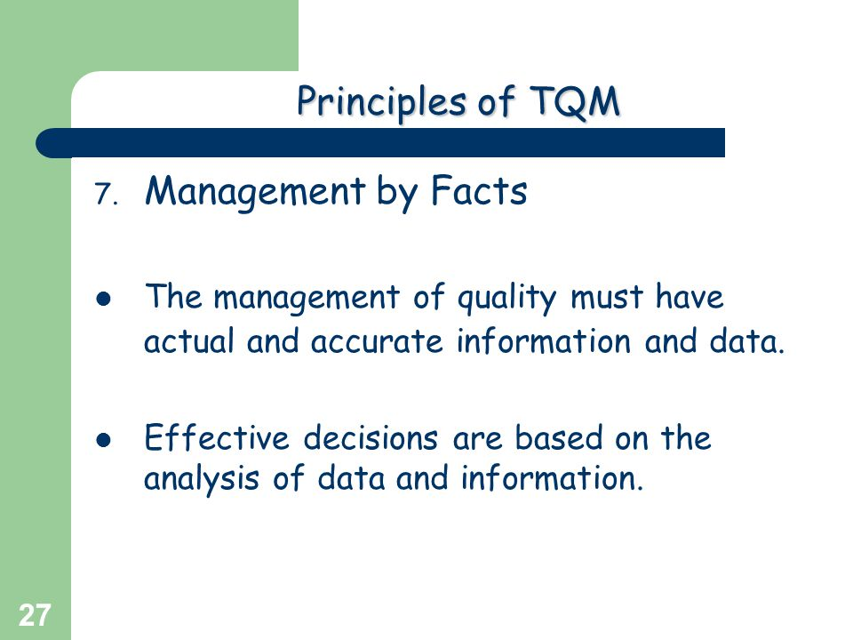 an analysis of effectiveness of management principles in organizations A system of management for organizational improvement analysis and decision process a relationship of management principles develops the.