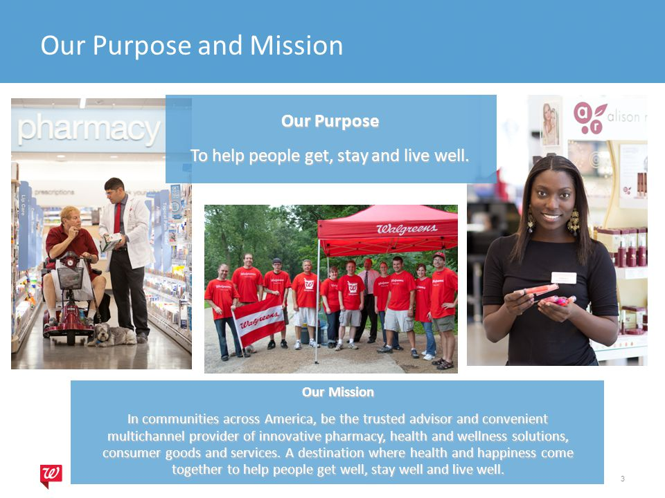 Our Purpose and Mission