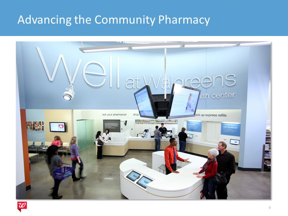 Advancing the Community Pharmacy
