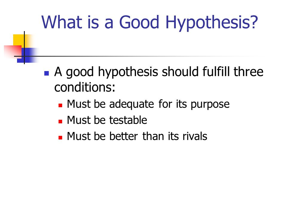 How to Structure Good Hypotheses for Your Lean Startup
