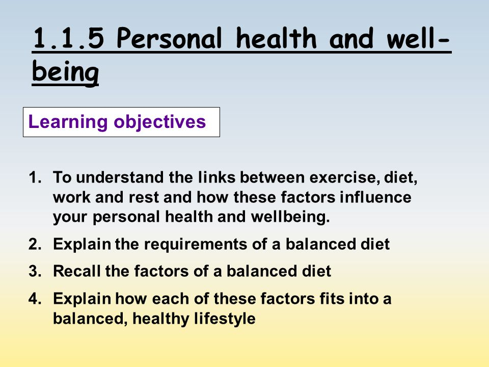 personal training requirement factors Our bringing light to motherhood: online training on maternal mental health allows you learn on your own schedule  personal stories  identify risk factors,.