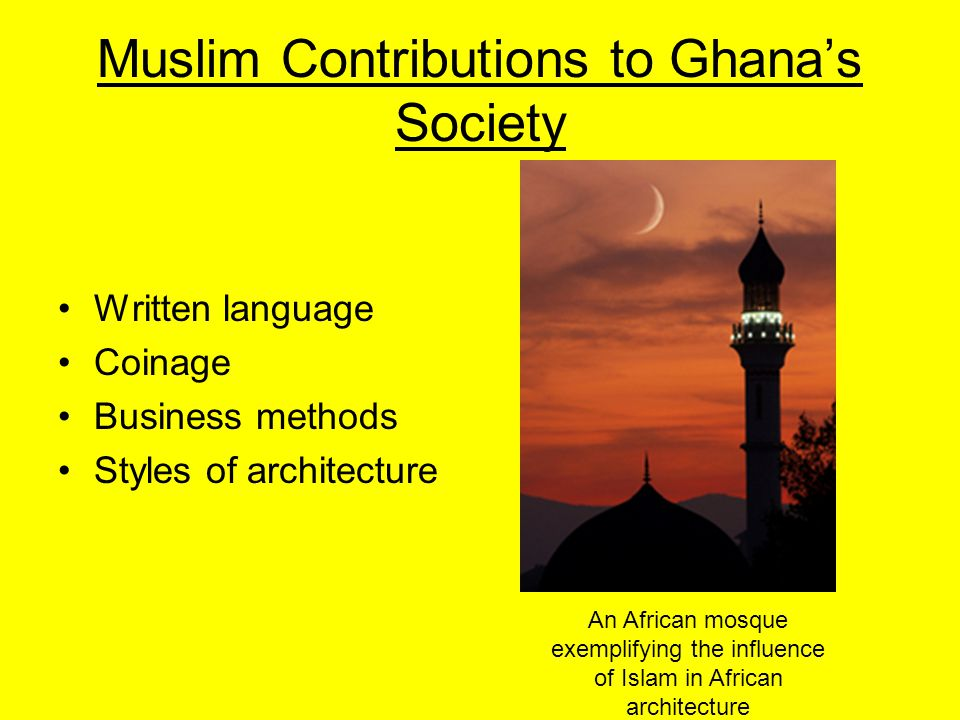 influence of islam on society Early social changes under islam  as their fathers' property was a judeo-christian influence and was a response to the  pre-islamic arabian society, the qur.