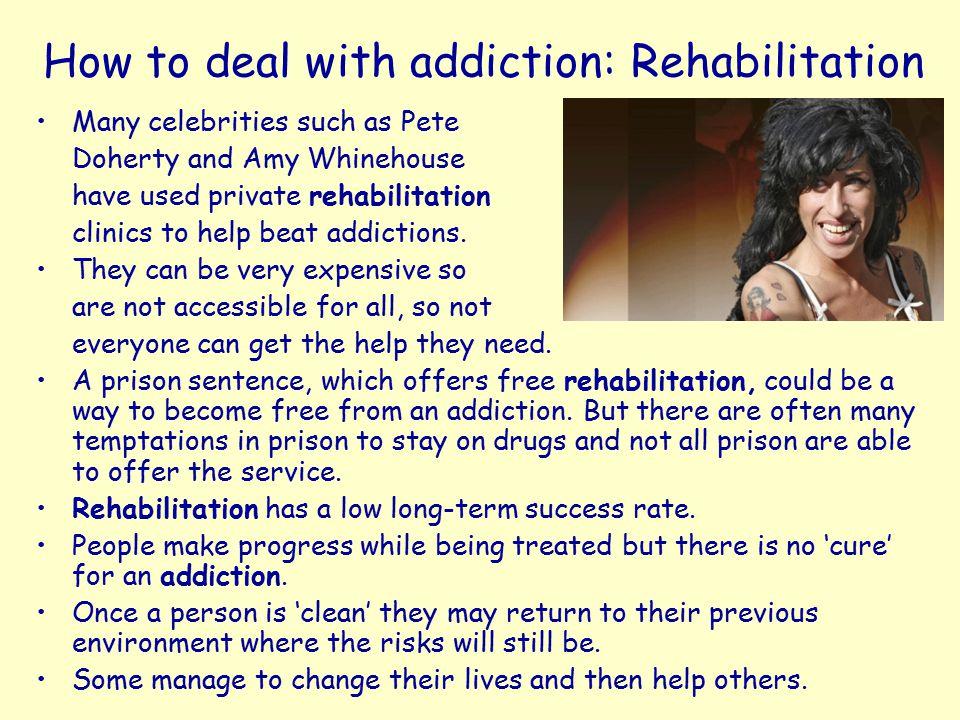 16 How to deal with addiction: Rehabilitation