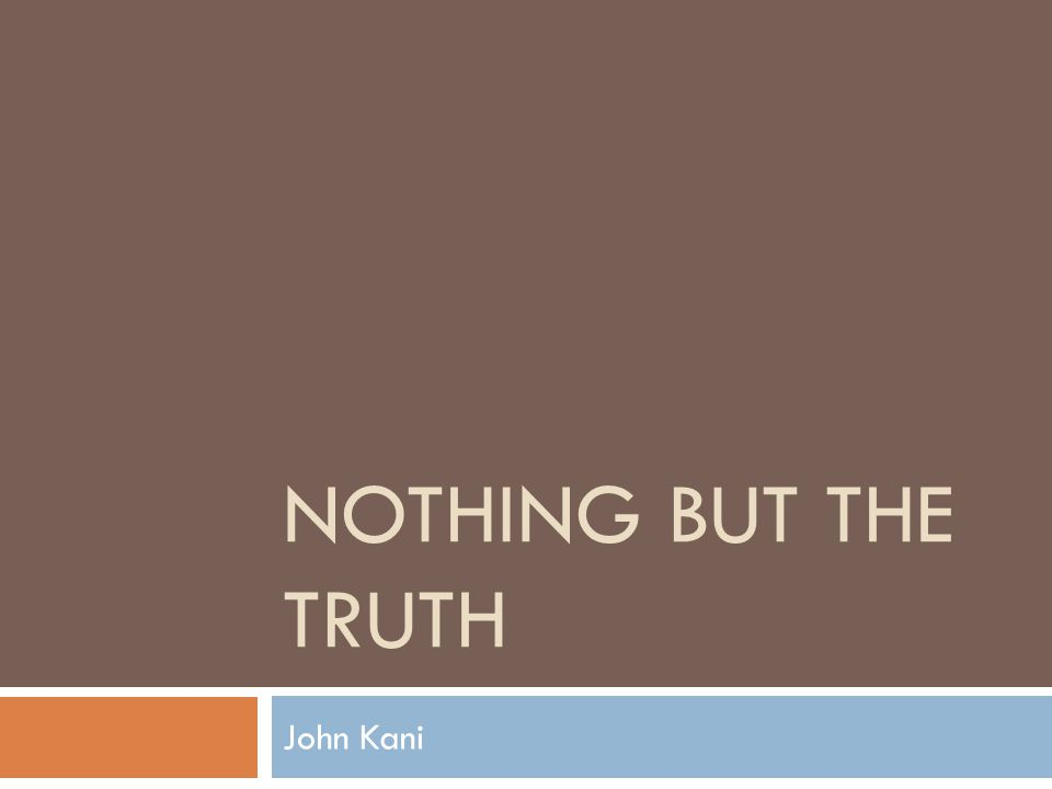 nothing but the truth audiobook free download