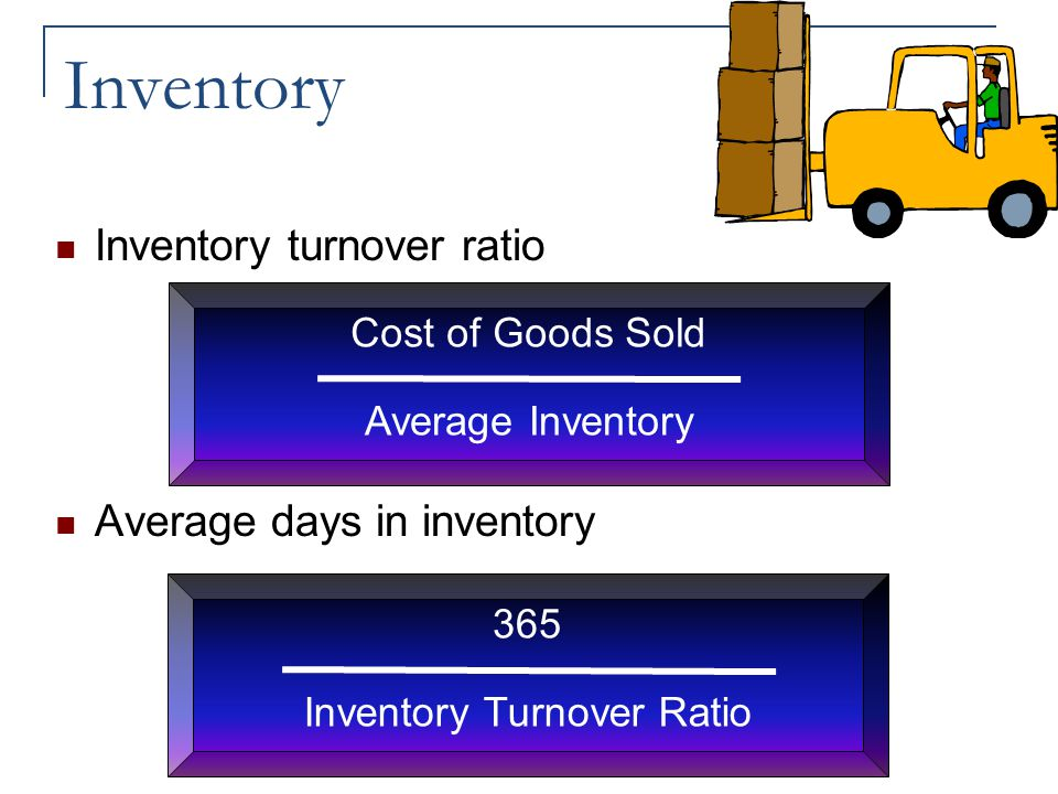 inventory turnover on airline