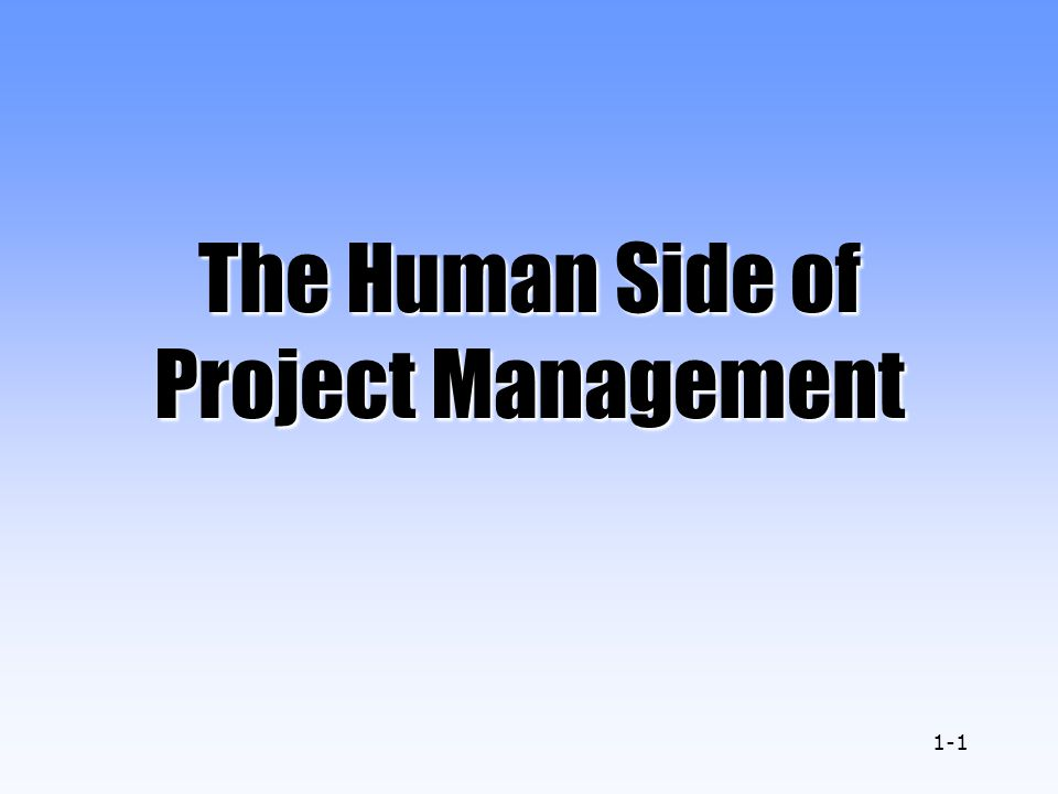 human side of management Essay about human side of management 871 words | 4 pages the human side of management (webster's new world dictionary, 2000) defines management as the control or guide, to have control or to succeed in doing.