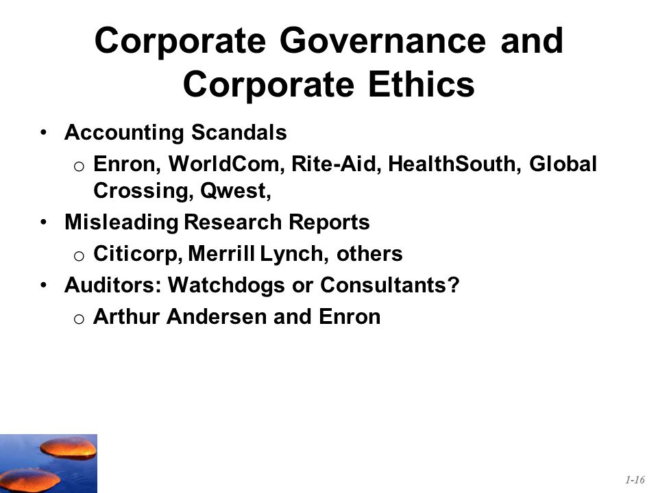 business ethics enron report Even with the news coverage just a few years ago surrounding the enron scandal, the corporate crookedness of the past may be destined to repeat itself, based on a new business-ethics study.