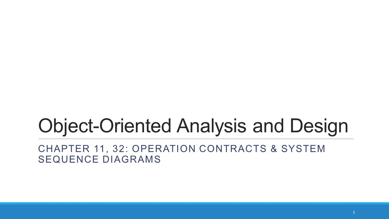 Case Study Object Oriented Analysis And Design Of Payroll System Stie Pertiwi Ac Id