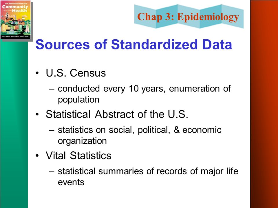 sources of statistical data The international data base (idb) is a computerized data bank containing statistical tables of demographic and socioeconomic data for 227 countries and areas of the world who: global health.