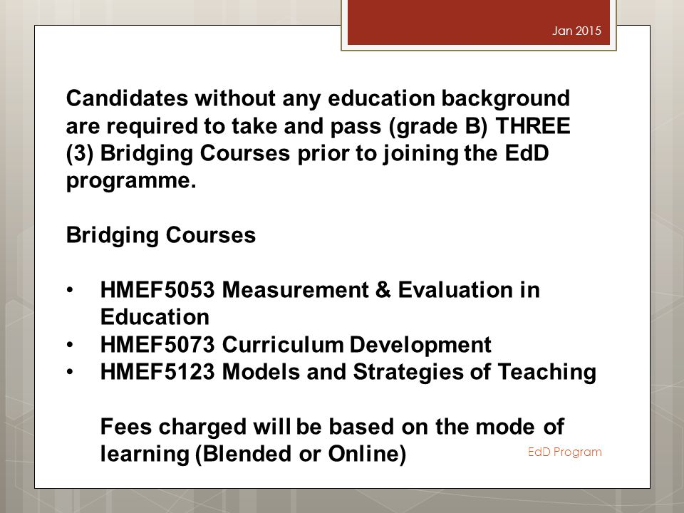 edd programs without dissertation Doctor of education program capella's online edd is a practitioner-focused program ideal for helping you take action and become a leader in education.