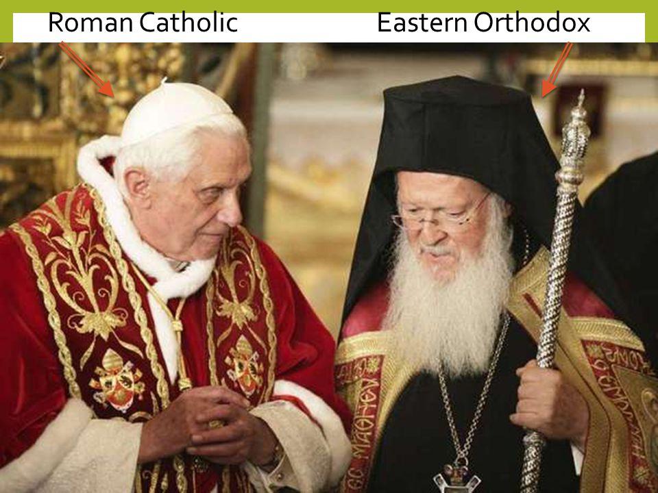 the eastern orthodox and roman catholic Timeline of orthodox church and roman  between the roman catholic and eastern orthodox  timeline_of_orthodox_church_and_roman_catholic_relations.