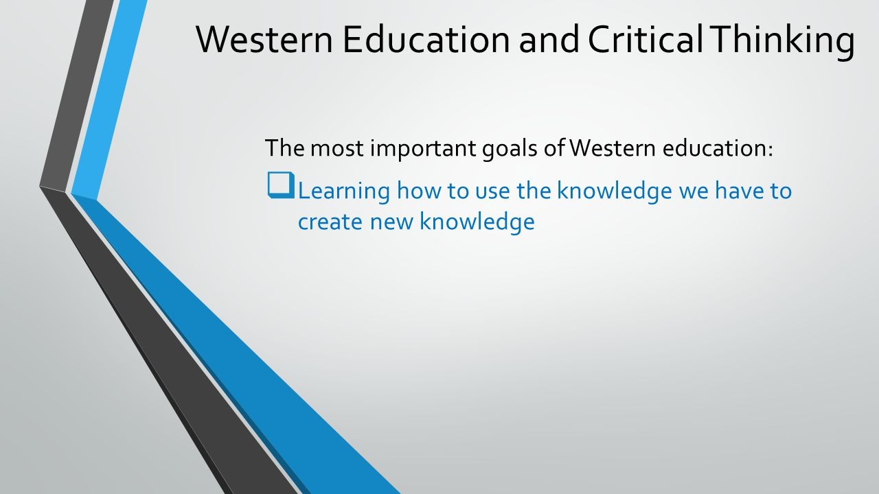 critical thinking and learning pdf