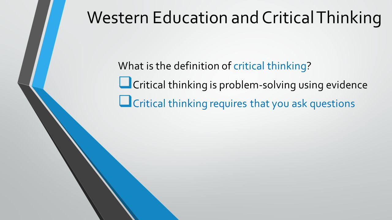 a problem critical to the education Problem-posing education is a term coined by brazilian educator paulo freire in his 1970 book pedagogy of the oppressed problem-posing refers to a method of teaching that emphasizes critical thinking for the purpose of liberation.