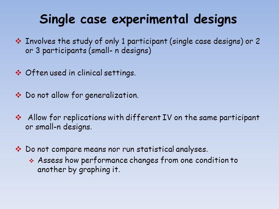 Quasi experimental study means