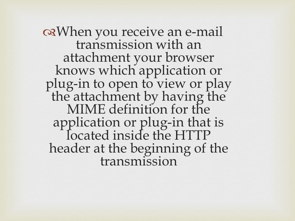how to open mime attachment on pc