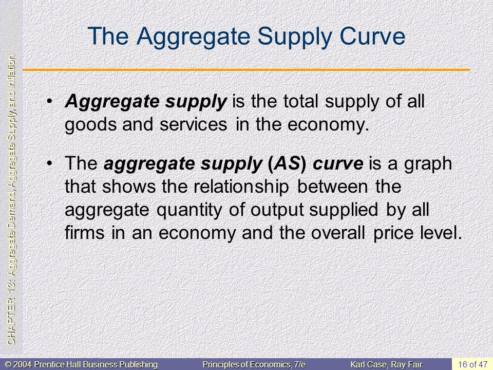 the supply curve shows a positive relationship between price and quantity supplied
