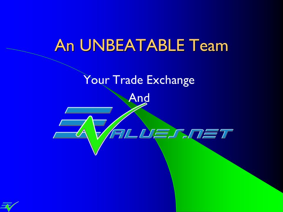 Your Trade Exchange And