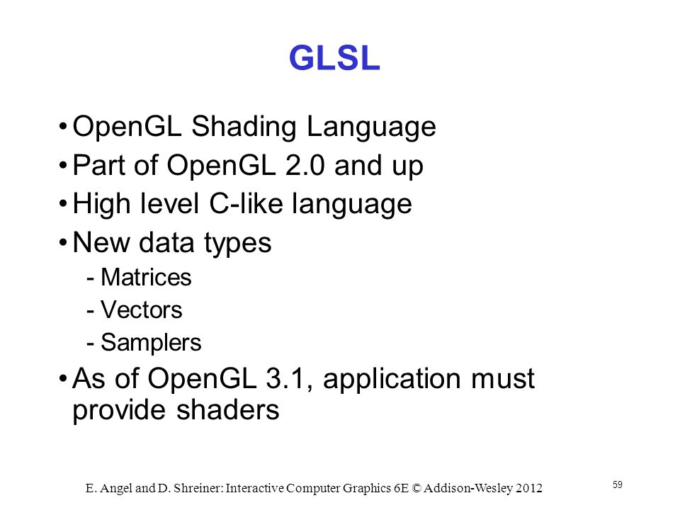 research papers on opengl If you are going for physics you can do physically based rendering physically  based rendering(pbr for short) is a filed of computer graphics.