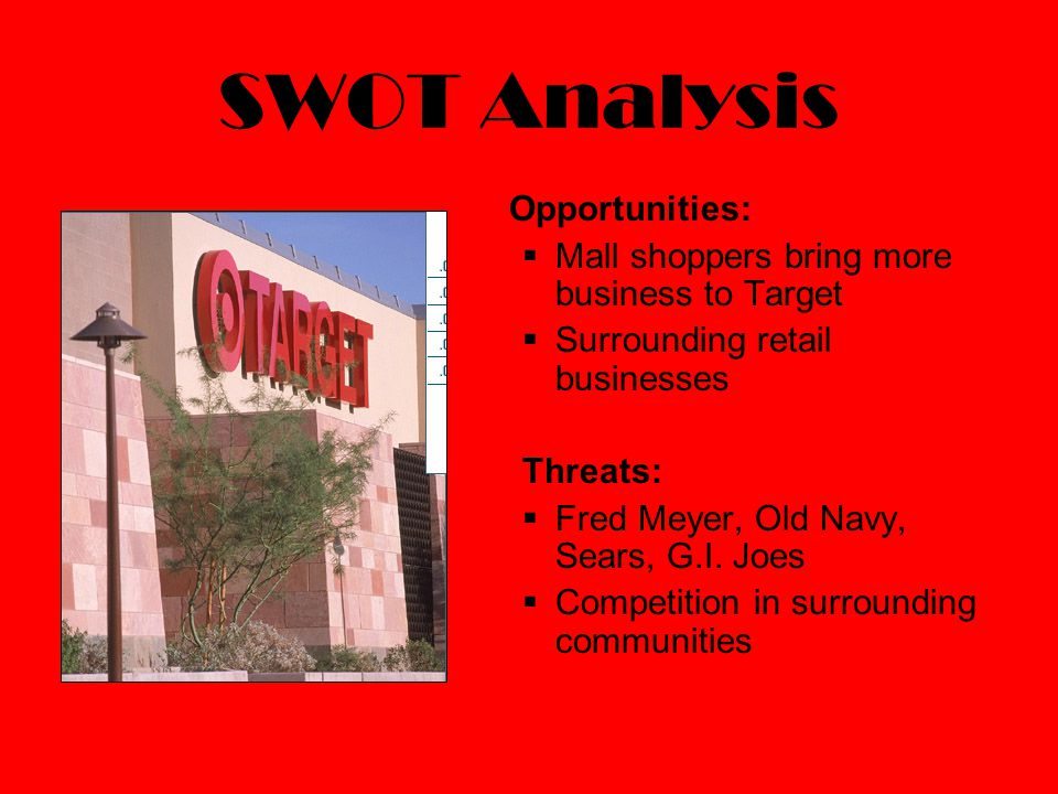 Sears Holdings (SHLD) SWOT Analysis