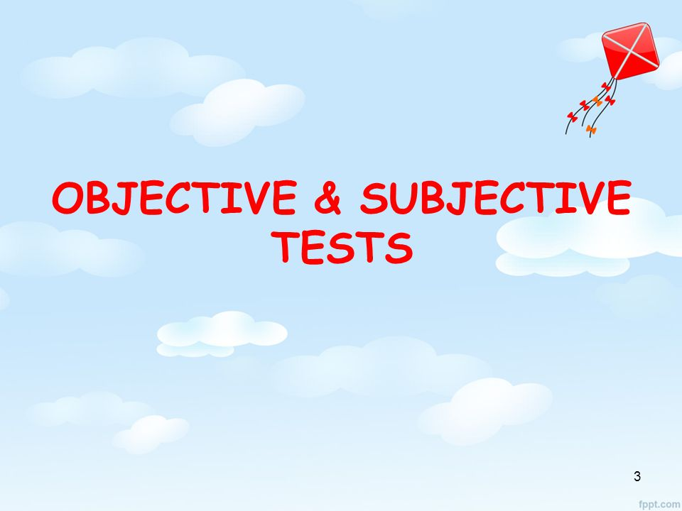 are essays subjective or objective As you formulate your essay, make sure that you: define subjective and objective culture explain simmel's notions of creative ability and the objective existence of creative works.