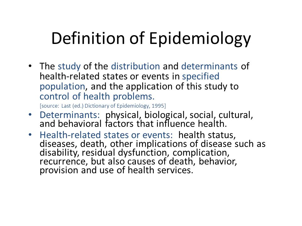 Epidemiology Principles And Methods Ppt Video Online