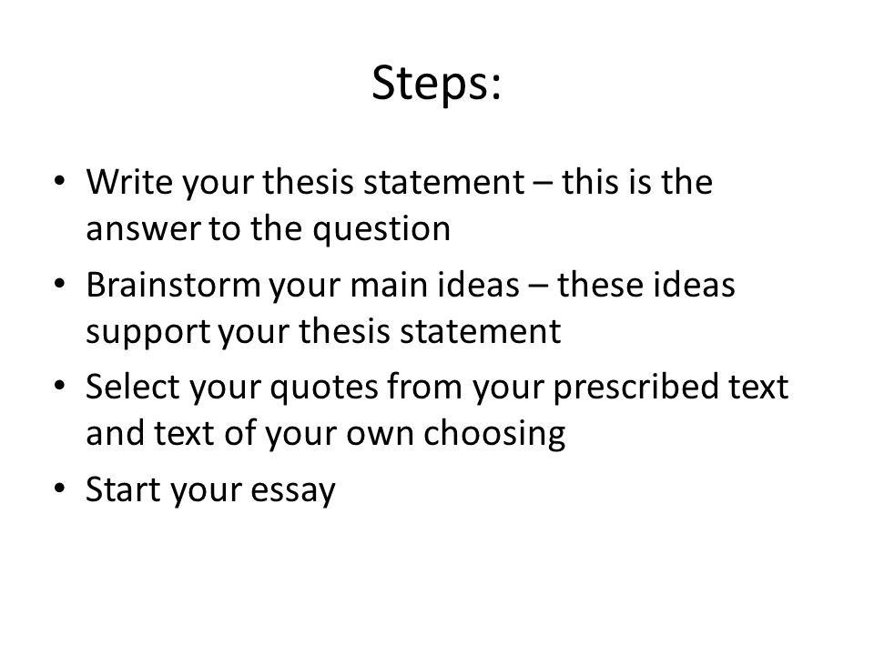 Extended Essay Ideas Resume Essays Written High School Students