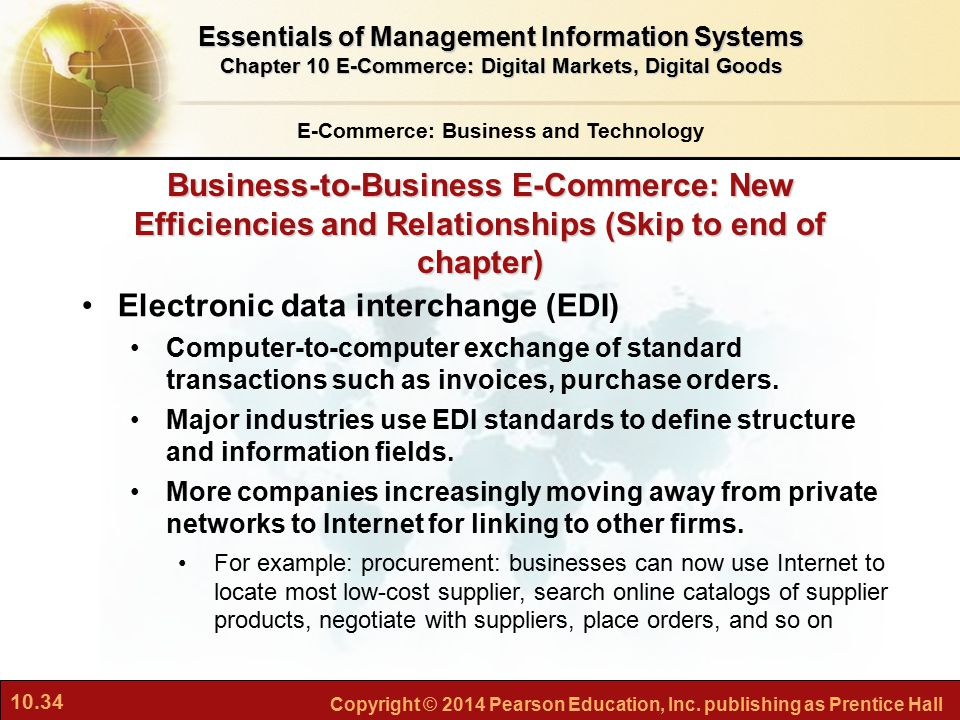 E business how businesses use information systems technology essay
