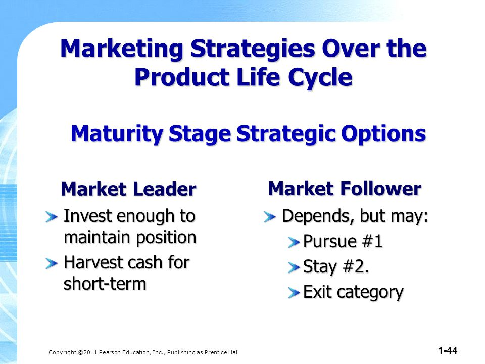 marketing strategy for decline stage In this part of our discussion of the product life cycle and marketing strategy we examine the decline stage as companies consider market exist strategies such as milking and harvesting.