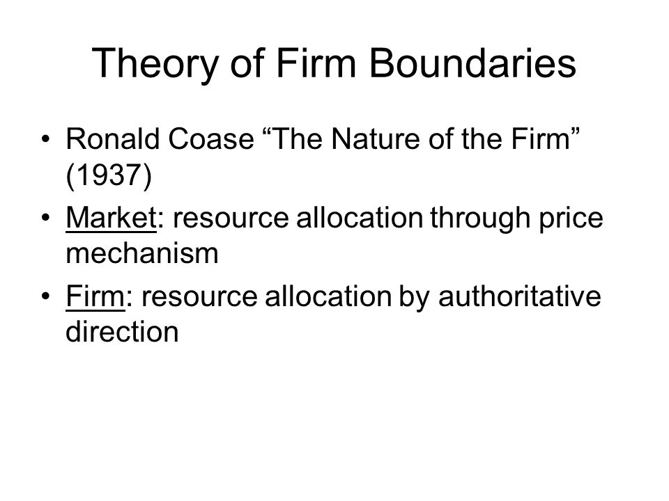 leaving resource allocation to the price mechanism Renewable and non-renewable resources  the value that the owner stands to gain by leaving the resource  the optimal price of the resource.