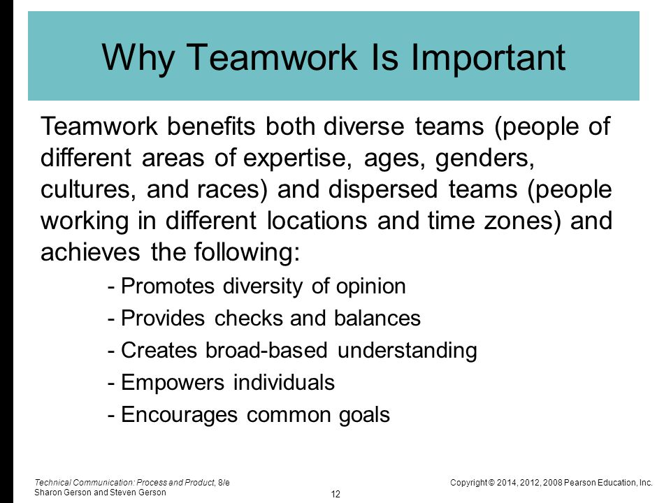 why is teamwork important Why teamwork is of import obviously we are mentioning to squads that cooperate and produce results, squads that hit their grade  squads that work we are mentioning.