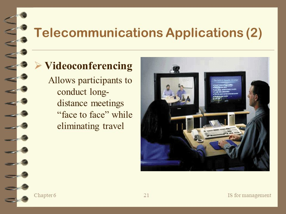 Telecommunications Applications (2)