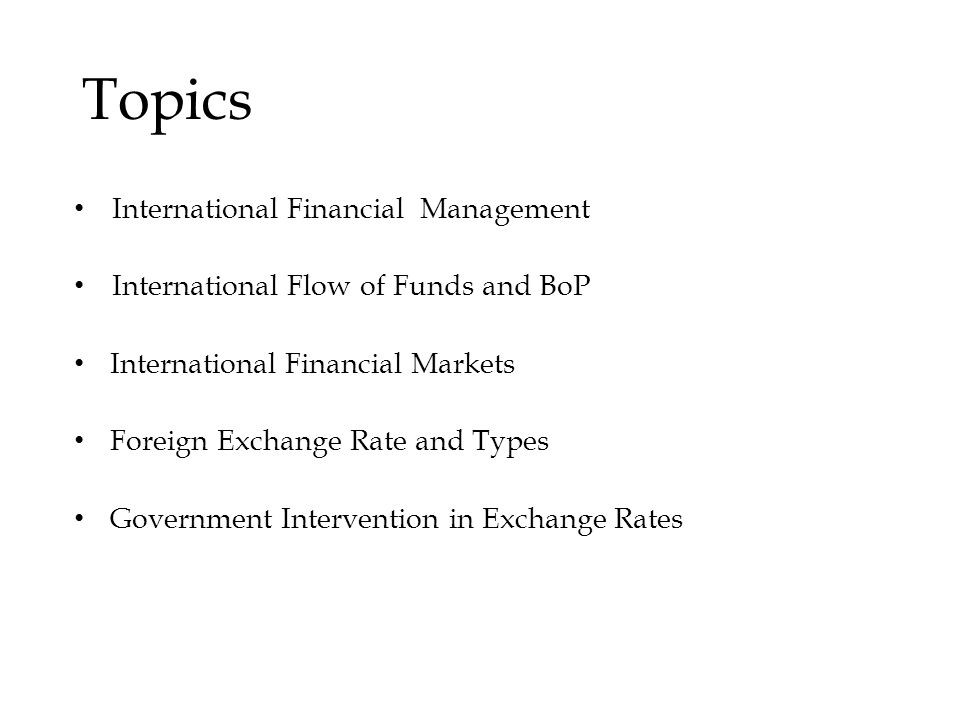 dr noureen adnan academic ppt video online  3 topics international financial management