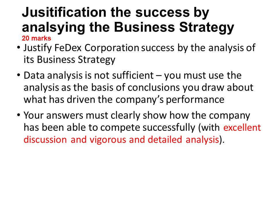 Corporate Strategic Analysis