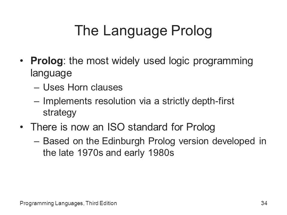 uses of programming languages pdf