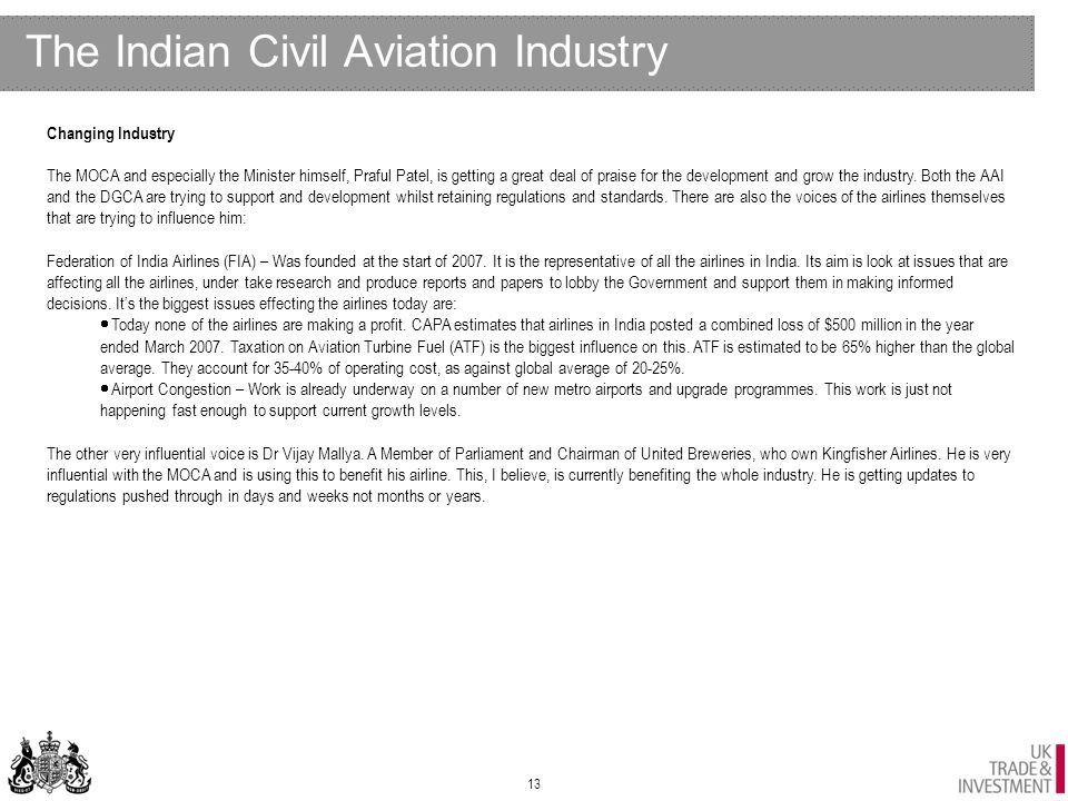 Research papers on aviation management